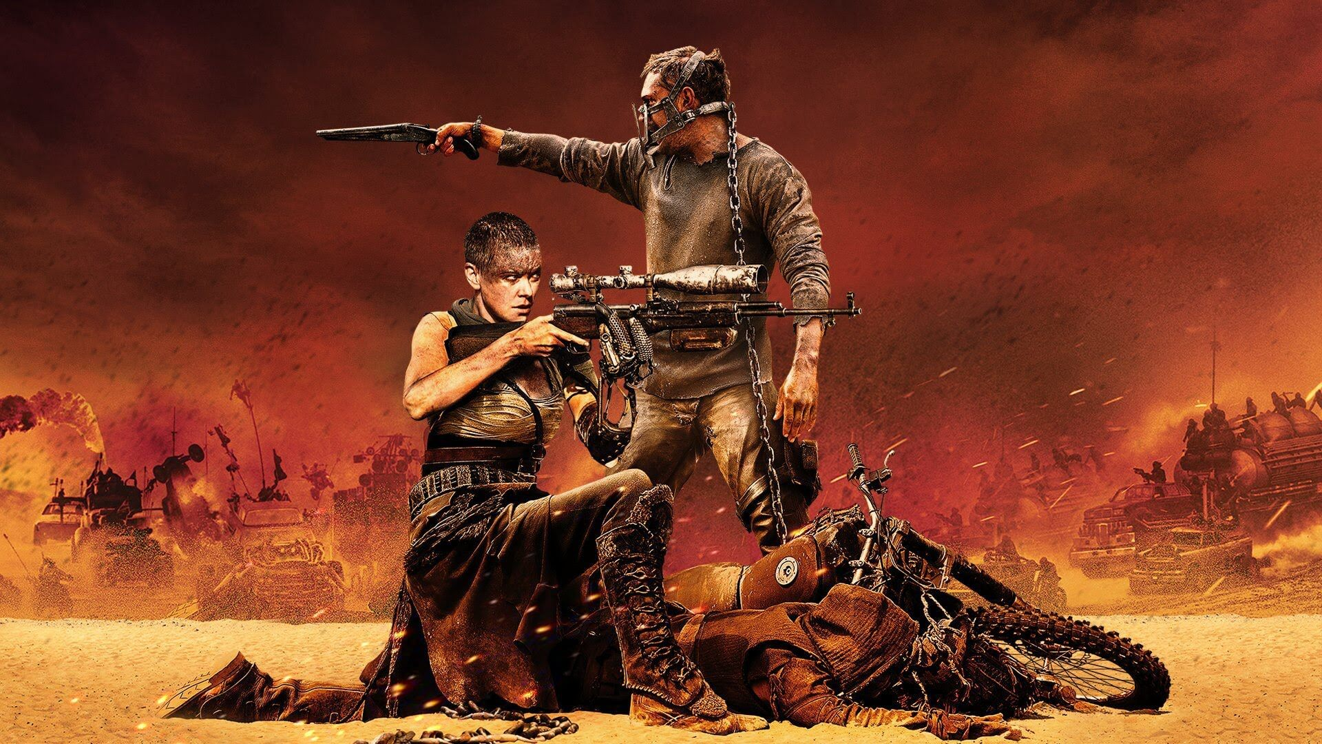 Why Mad Max: Fury Road Deserves The Praise
