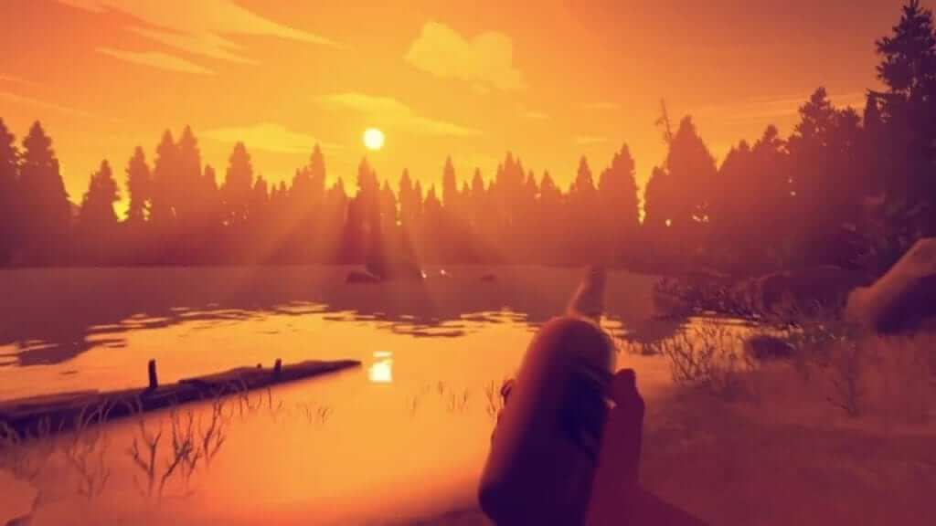Firewatch: New Details Emerge