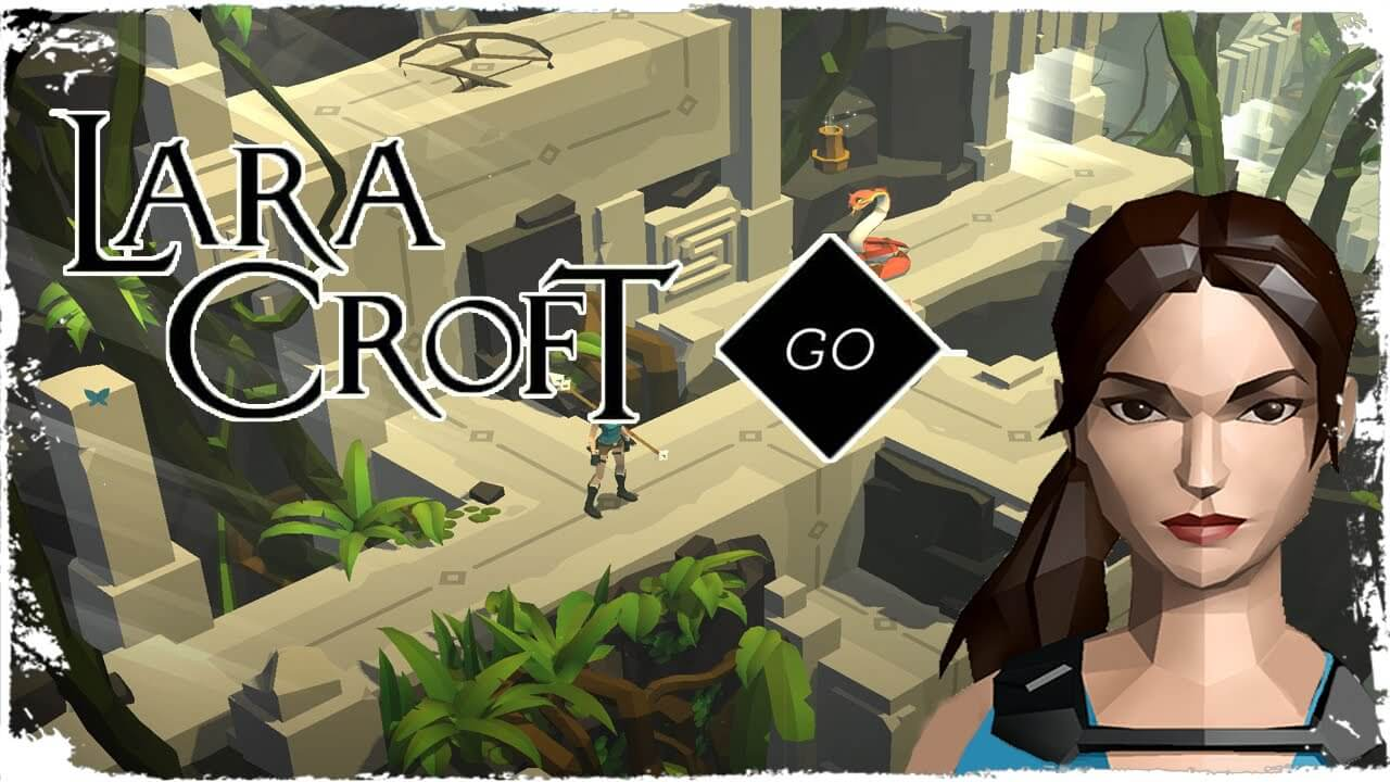 Lara Croft GO - App Store's Game of the Year