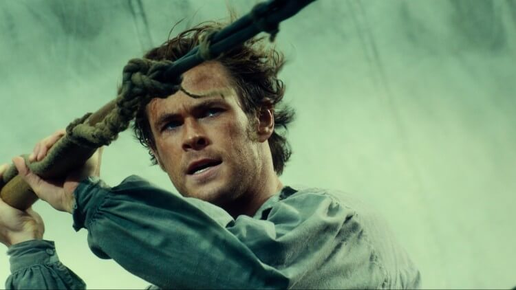 In the Heart of the Sea still frame