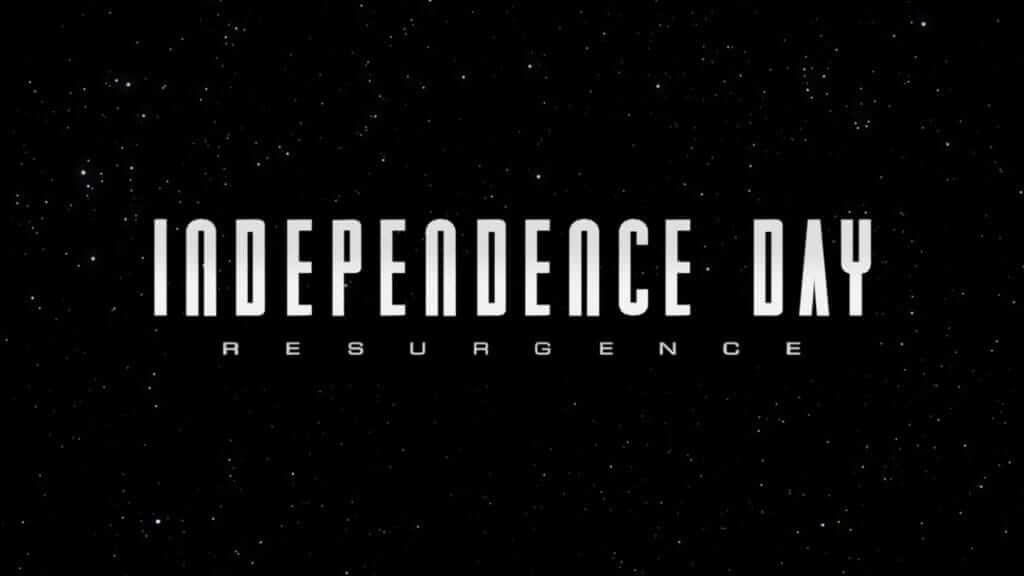 The Independence Day: Resurgence Trailer Is Here!