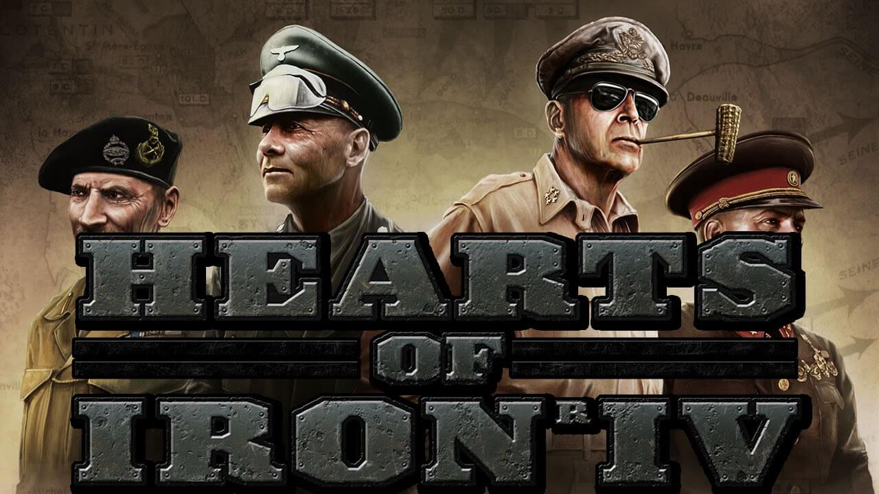 Hearts of Iron IV: