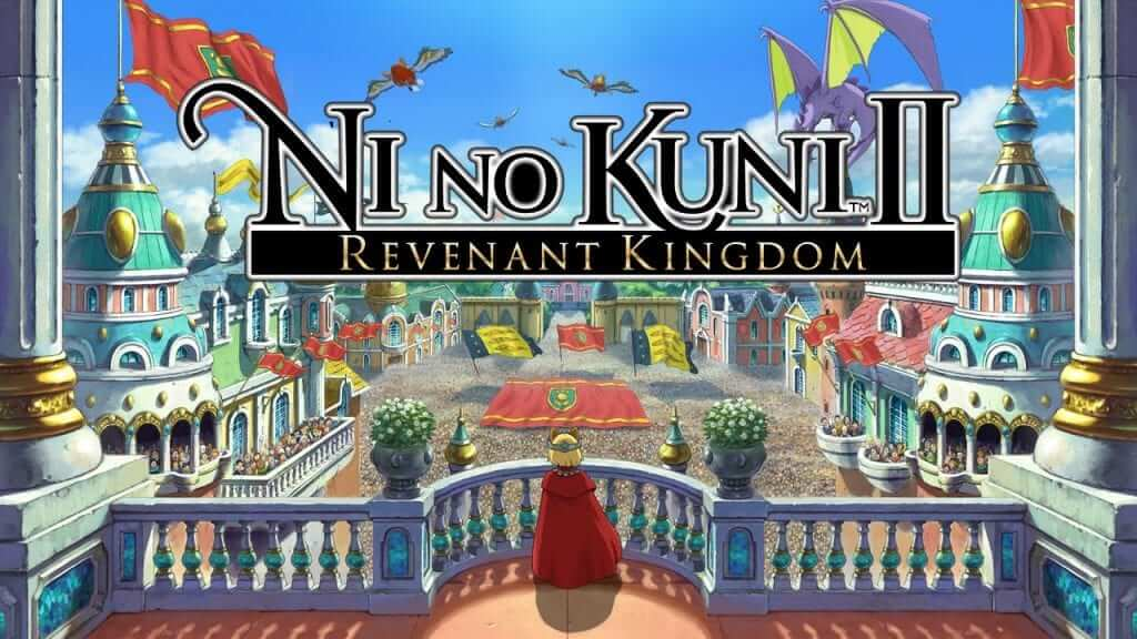 Ni No Kuni 2 Revealed For PlayStation 4