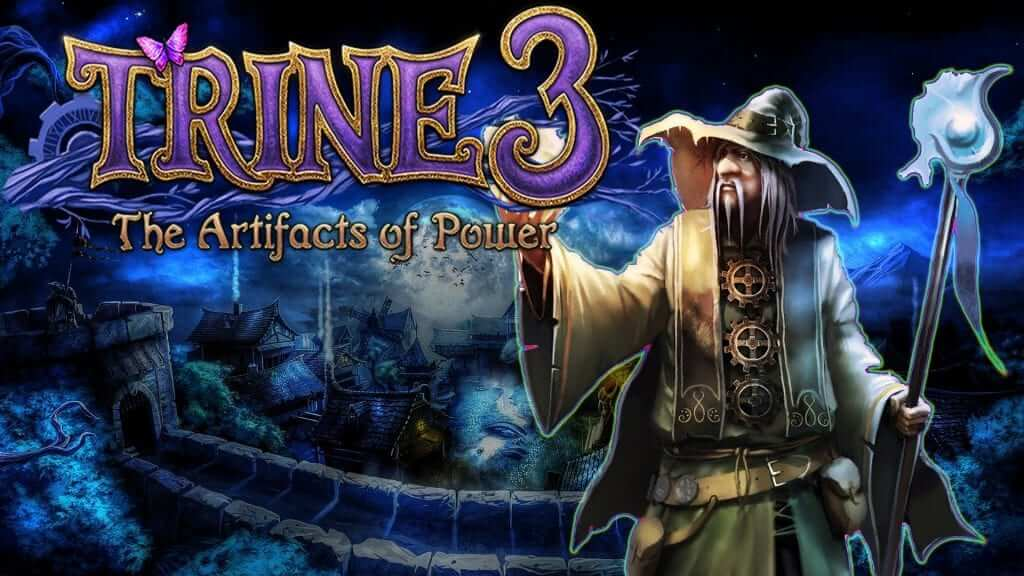 Trine 3: The Artifacts of Power Coming to PS4