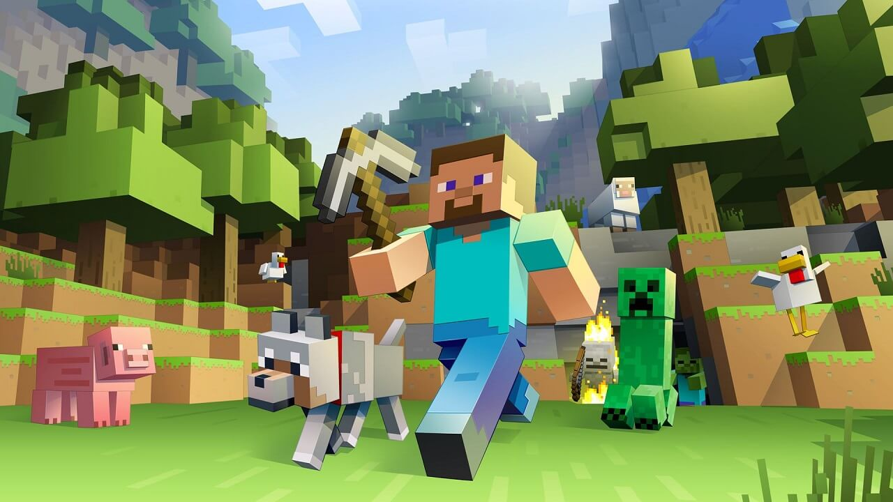 Minecraft: Wii U Edition Announced