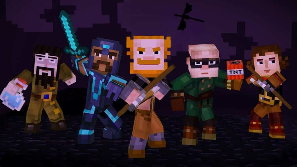 Minecraft: Story Mode Releases Episode 4 Trailer