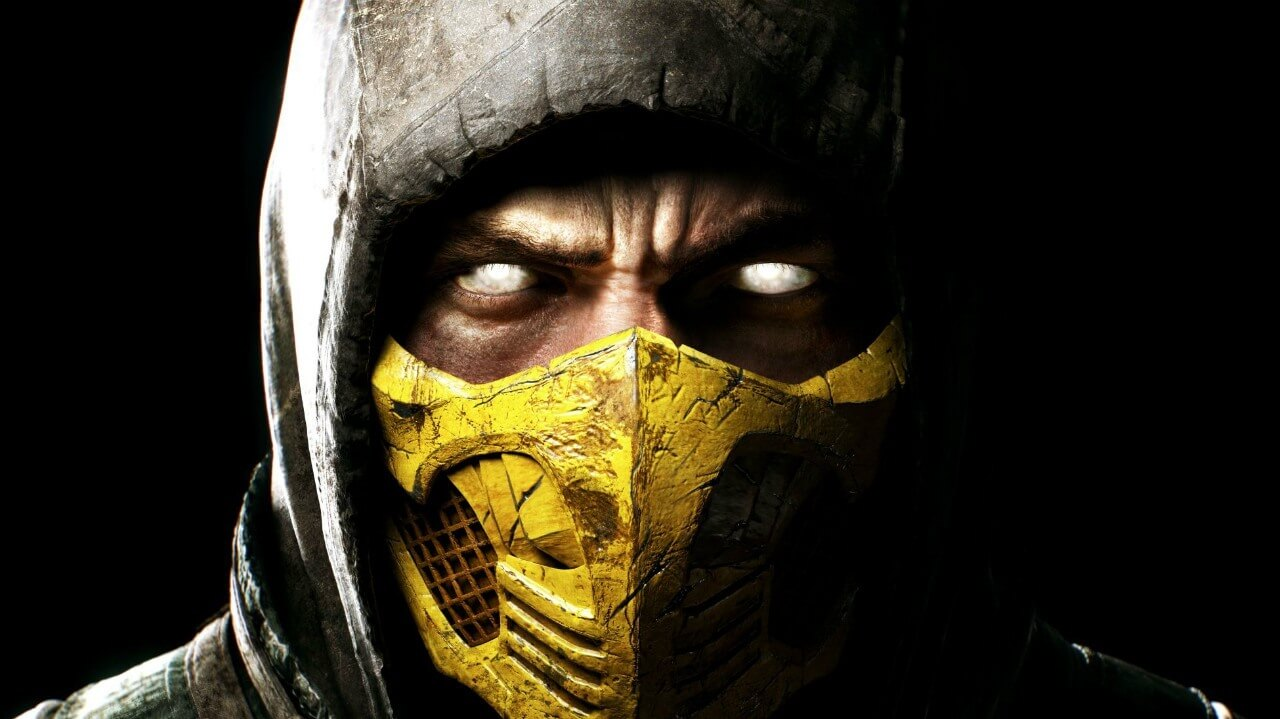 characters - You know why he looks so angry? It's because even Sub-Zero has his own game, when will lit be Scorpion's turn.