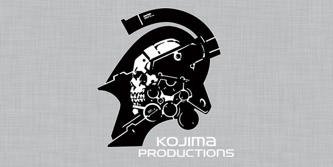 New logo for a new Kojima Productions.