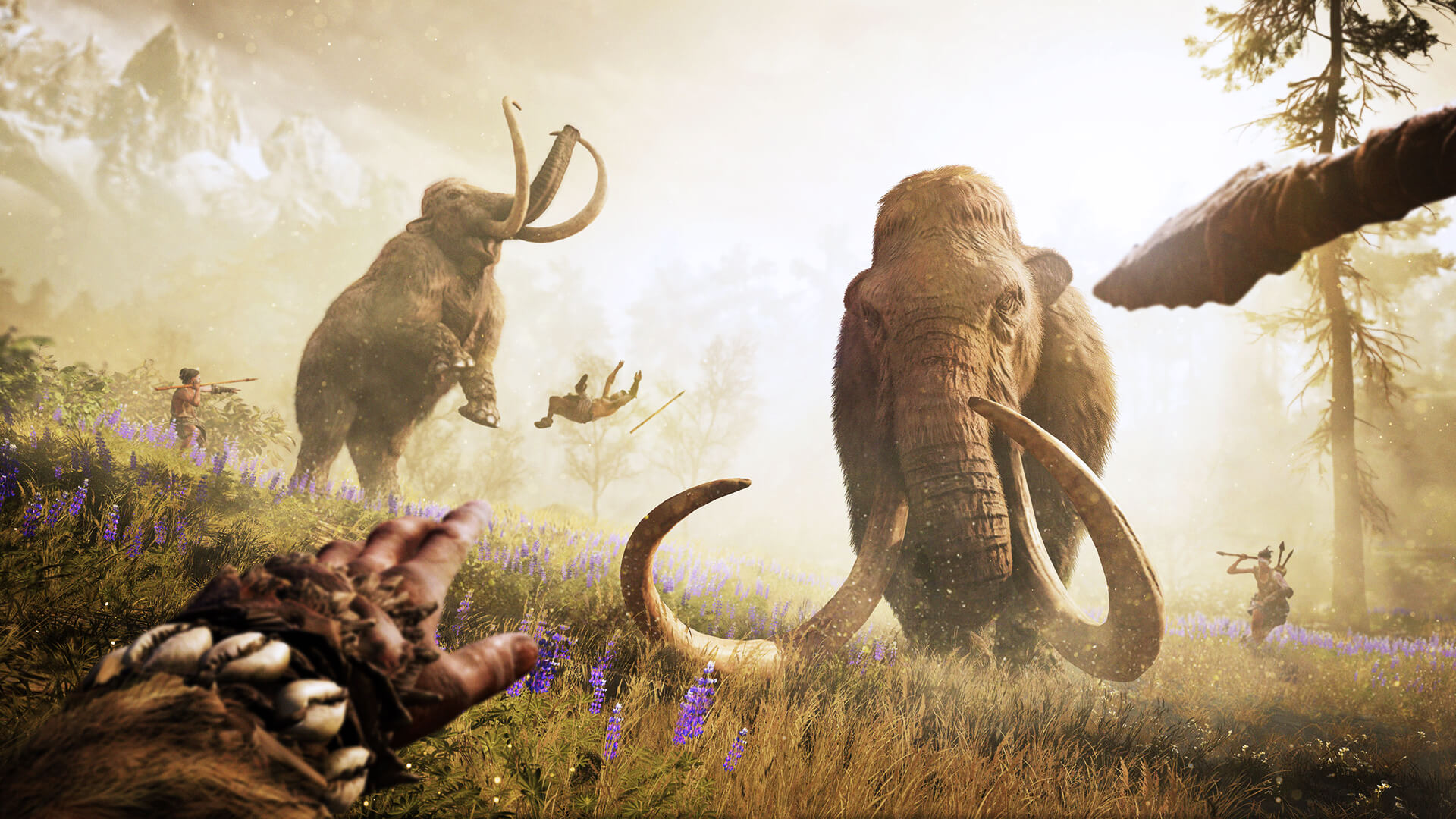 Far Cry Primal Rated By ESRB, New Info Revealed