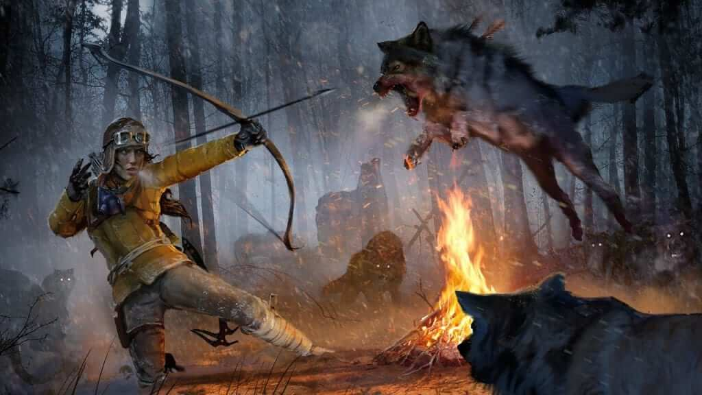 Rise of the Tomb Raider gets an Endurance mode