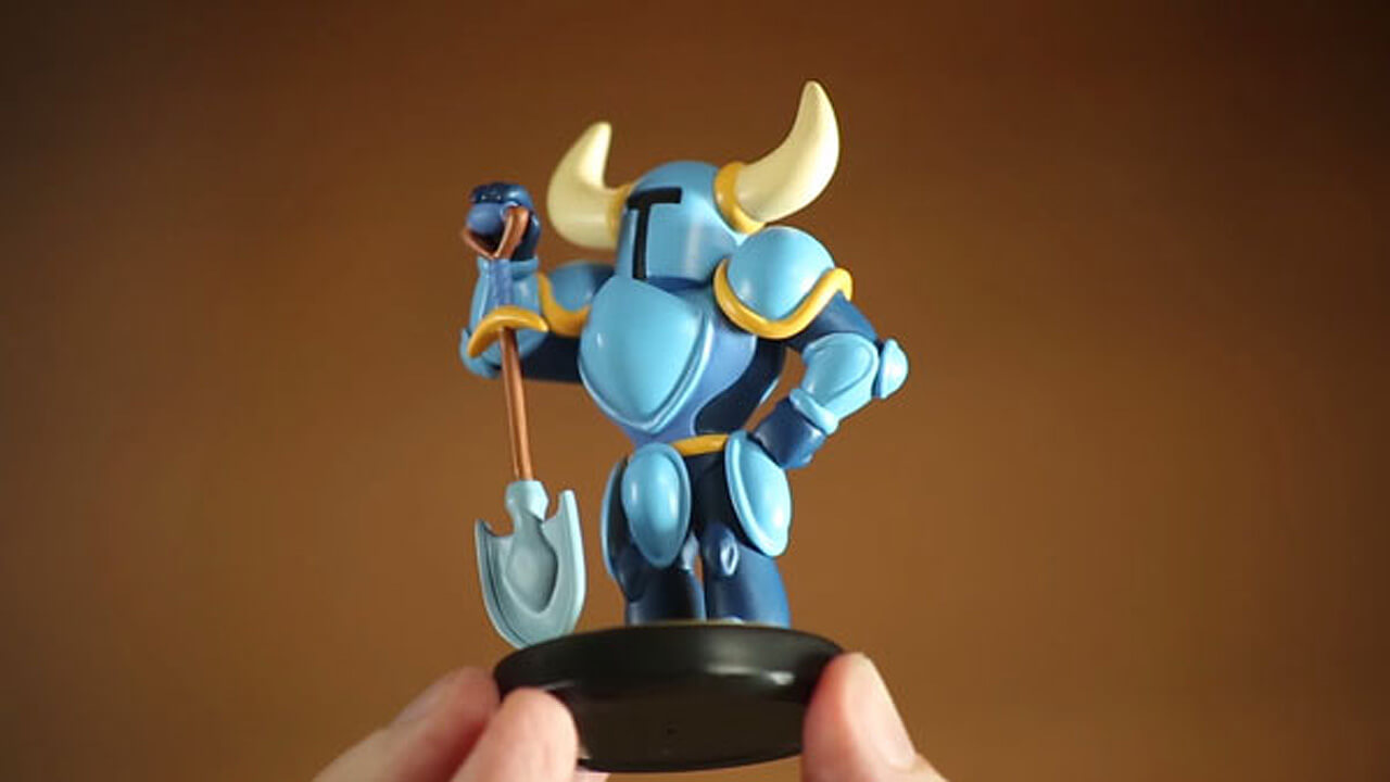 Shovel Knight Amiibo Gets Final UK Release Date