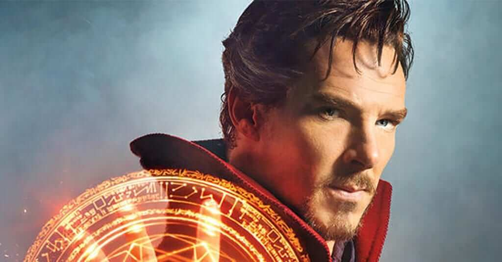 First Images Of Benedict Cumberbatch As Doctor Strange