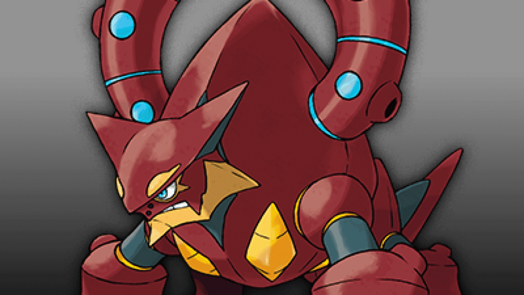 Volcanion, The First Fire/Water Pokemon, Revealed