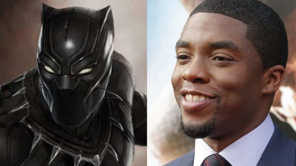 Chadwick Boseman Will Play Black Panther