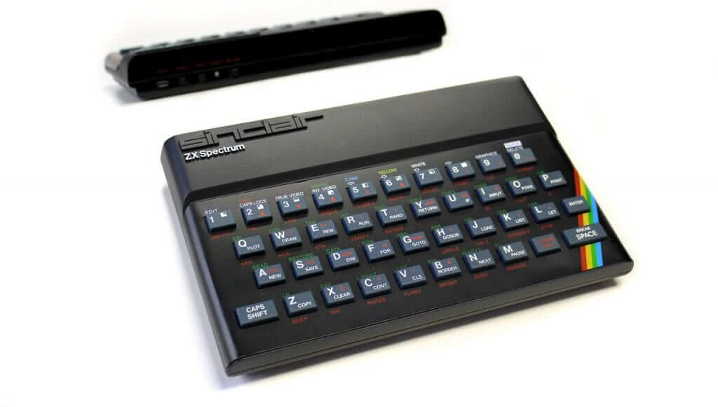 Recreated ZX Spectrum Selling 1 Every 5 Minutes