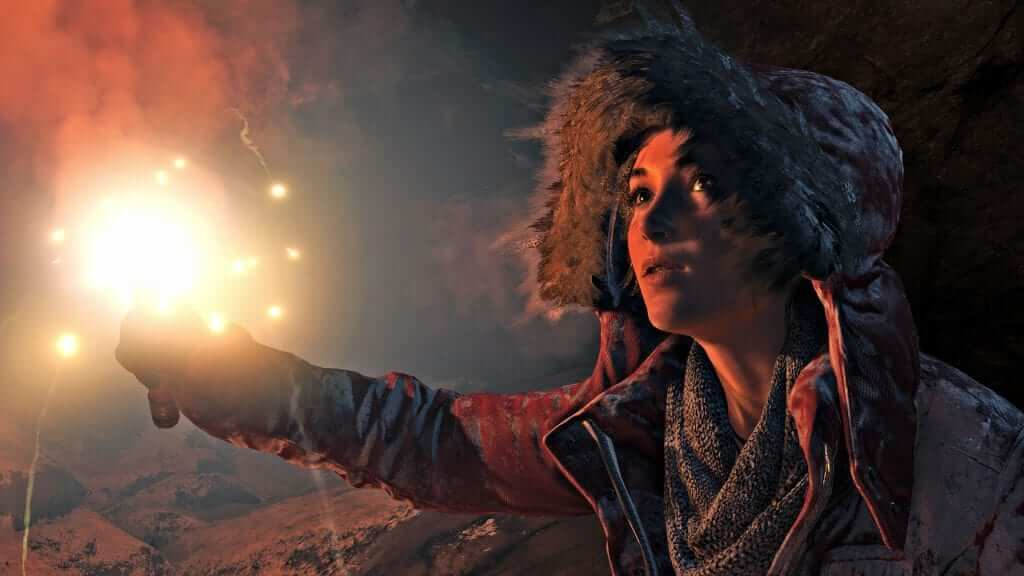 Rise of the Tomb Raider under $40 on Amazon
