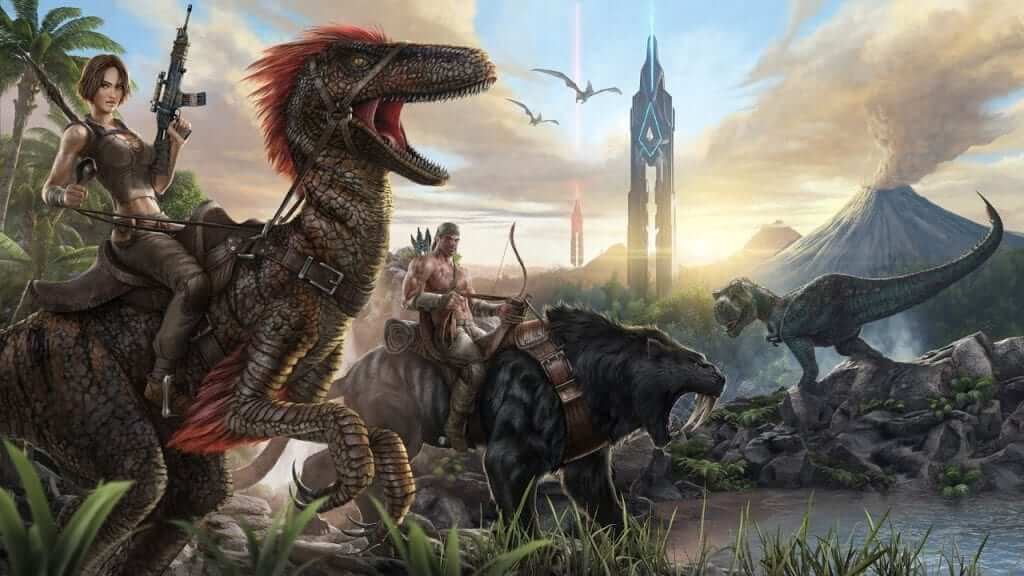 ARK: Survival Evolved Finds Success on Xbox One