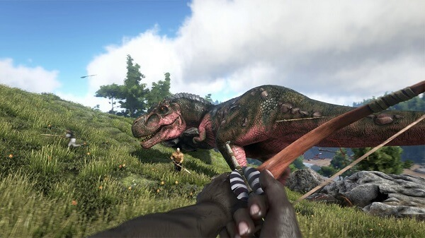 ARK: Survival Evolved Ever wanted to tame a dinosaur? Here's your chance.