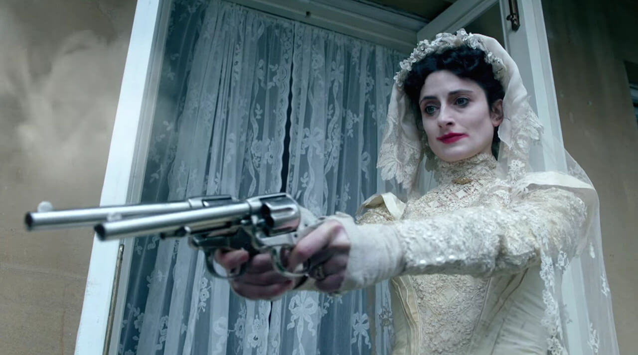 The Abominable Bride Killing