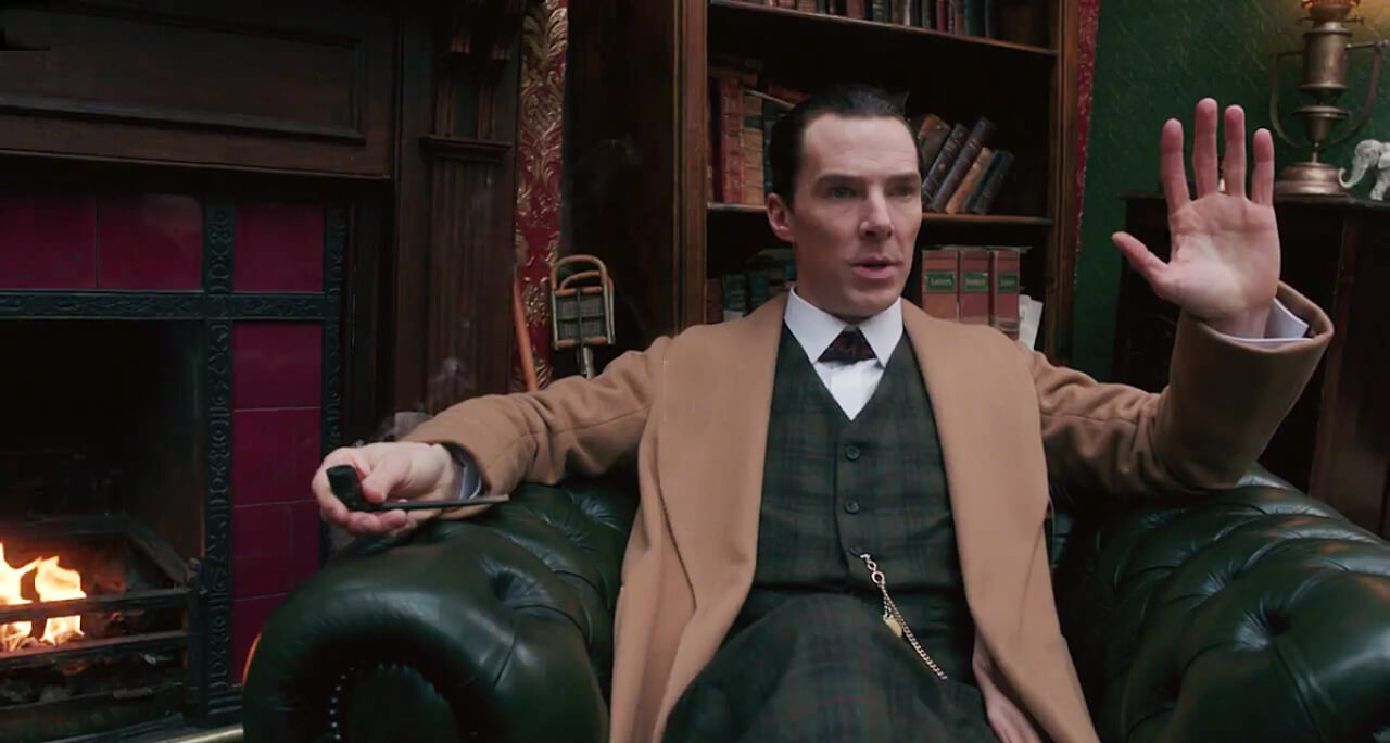 The Abominable Bride Sherlock