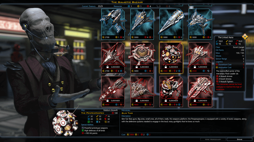 Galactic Civilizations III Getting First Expansion
