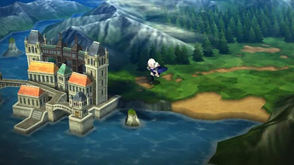 Bravely Second Will Get a 10-Hour Demo