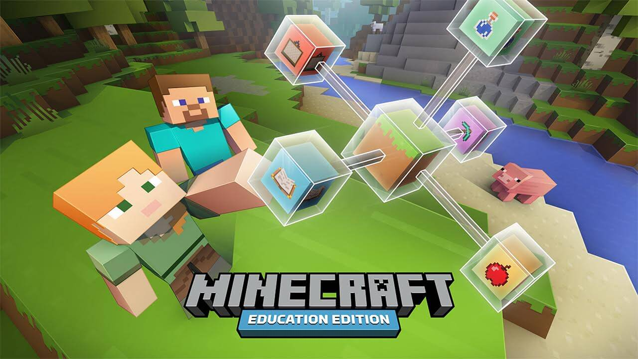 Minecraft Education Edition Announced
