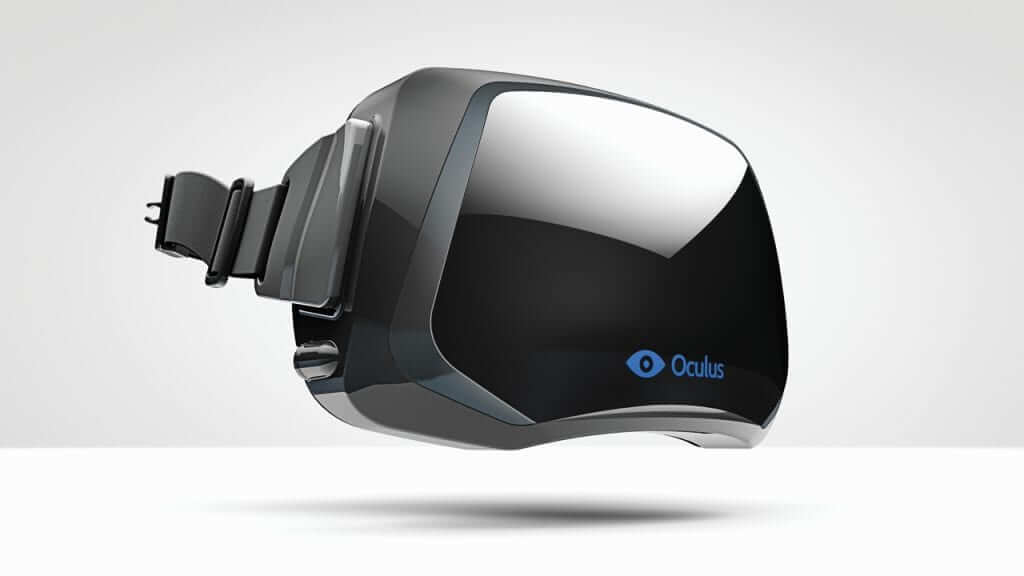Oculus Rift Available for Pre-Order