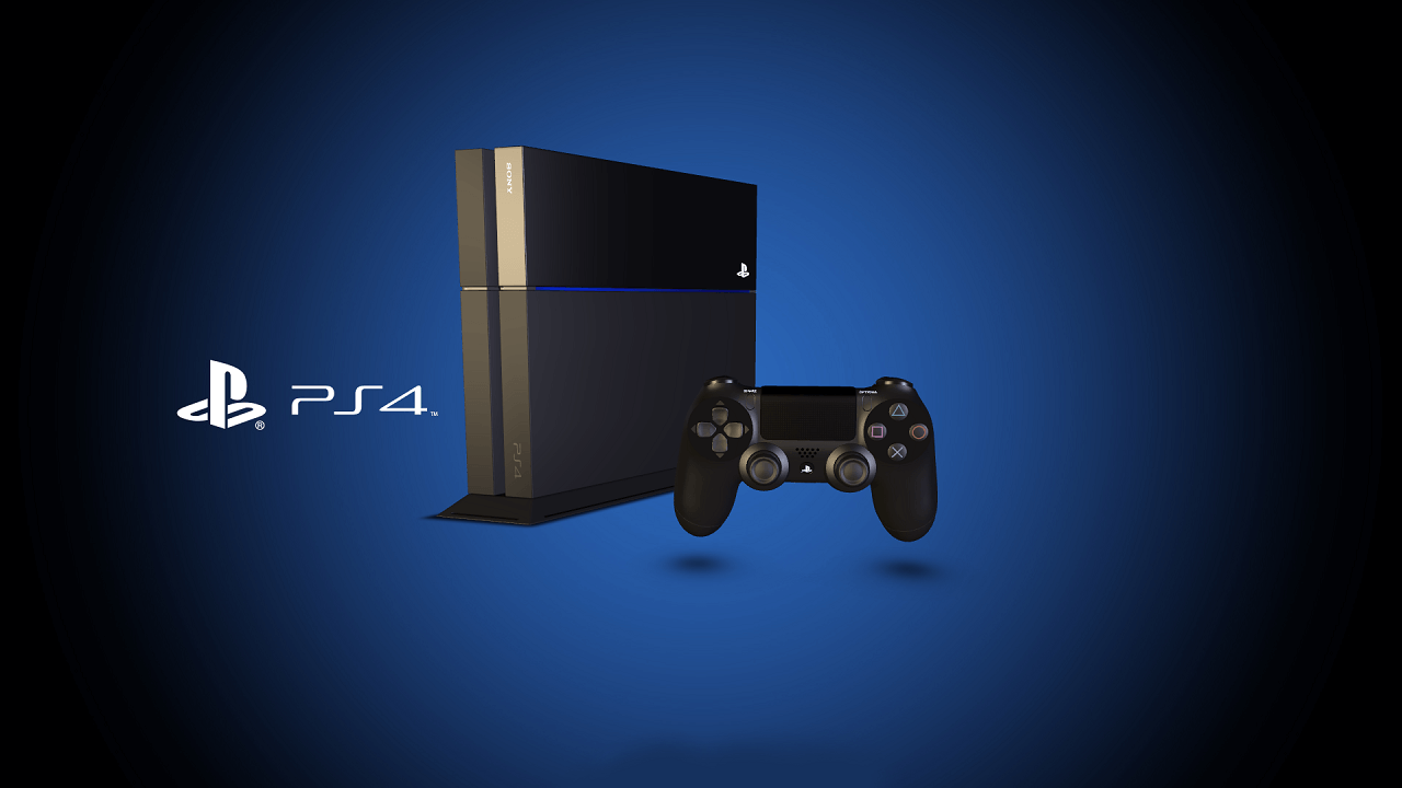 PlayStation 4 Adds Support For External Hard Drives