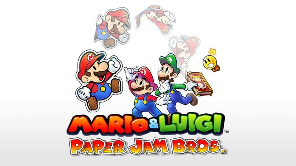 Mario & Luigi: Paper Jam Can Now Be Preloaded