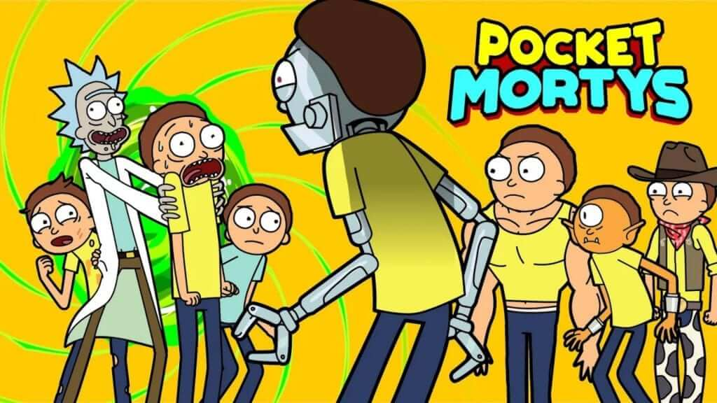 Pocket Mortys Review