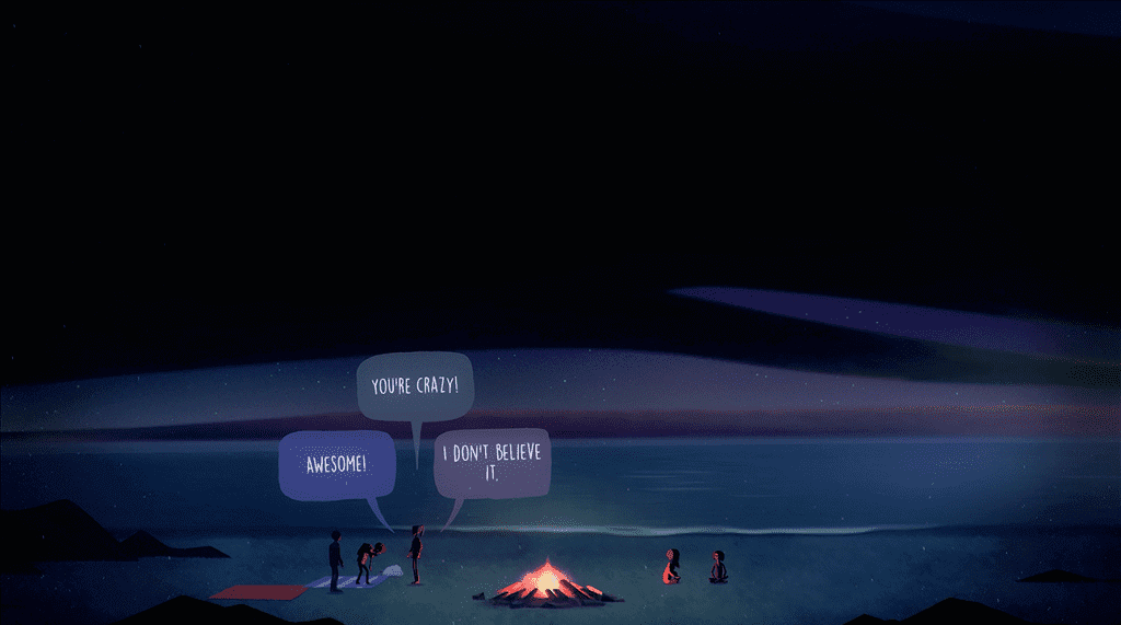 The Dynamic Conversation Mechanic Is Brilliant In Oxenfree