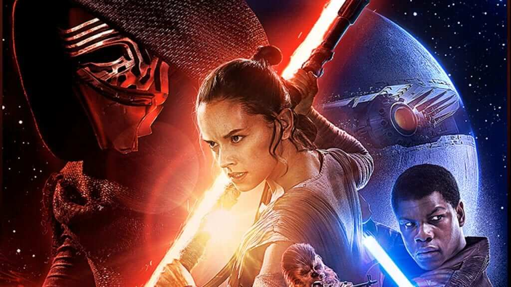 Star Wars Outdoes The Revenant and Stays at #1