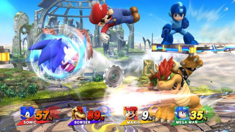 Super Smash Bros. has never looked better, and it's all thanks to the simple, yet clean art style.