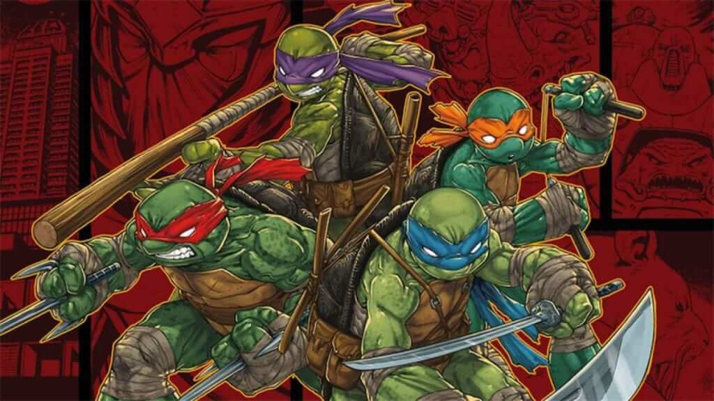TMNT: Mutants in Manhattan Officially Revealed
