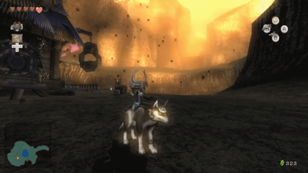 Legend of Zelda: Twilight Princess HD Has Slight Changes