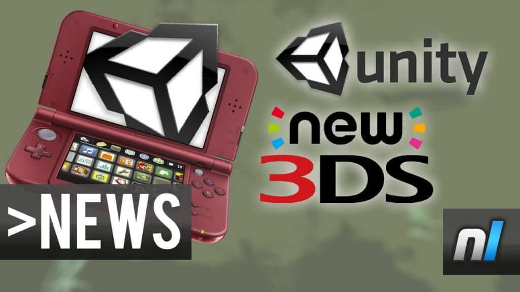 Unity Engine Up and Running on New 3DS