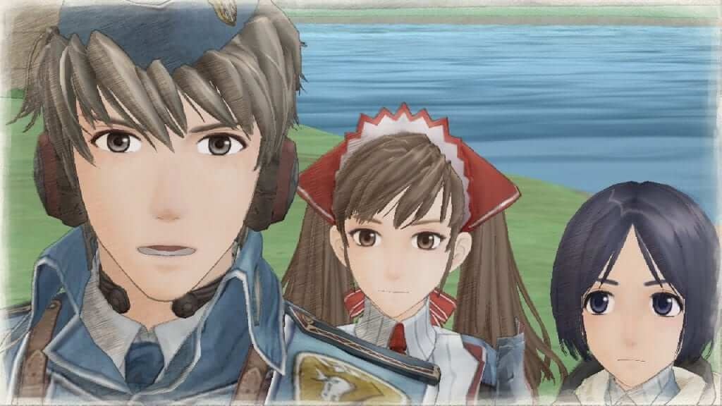 Valkyria Chronicles Coming to PS4 in the West