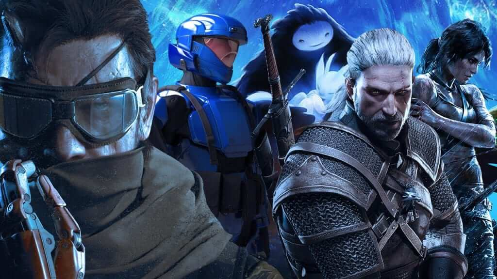 Which Game is Dominating Game of the Year Votes?