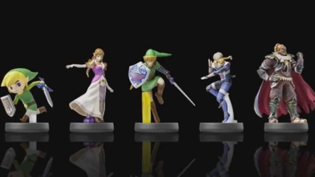 Amiibo Functionality for Upcoming Games Detailed