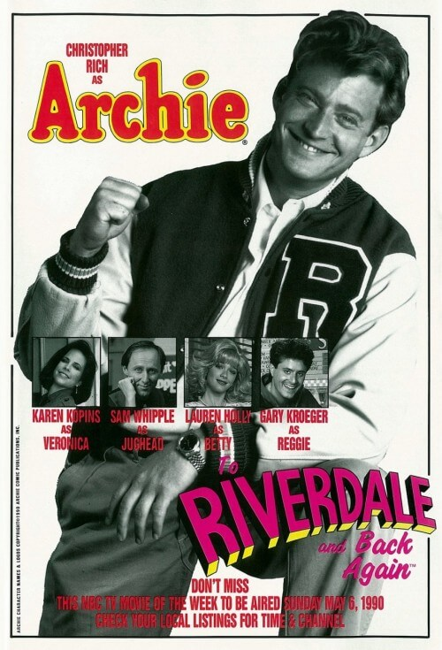 archie-to-riverdale-and-back-again-poster