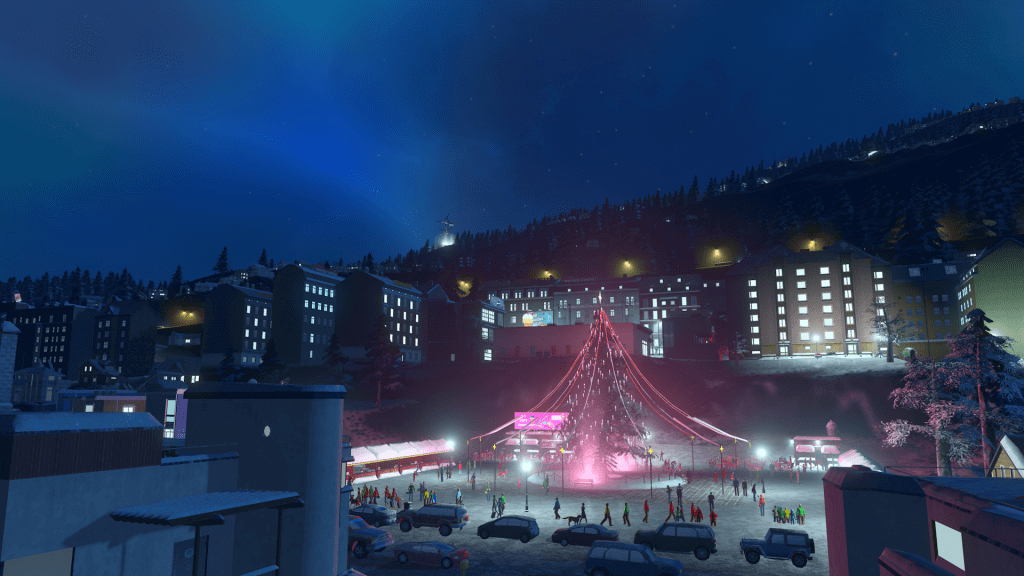 Cities: Skylines Snowfall Expansion Announced