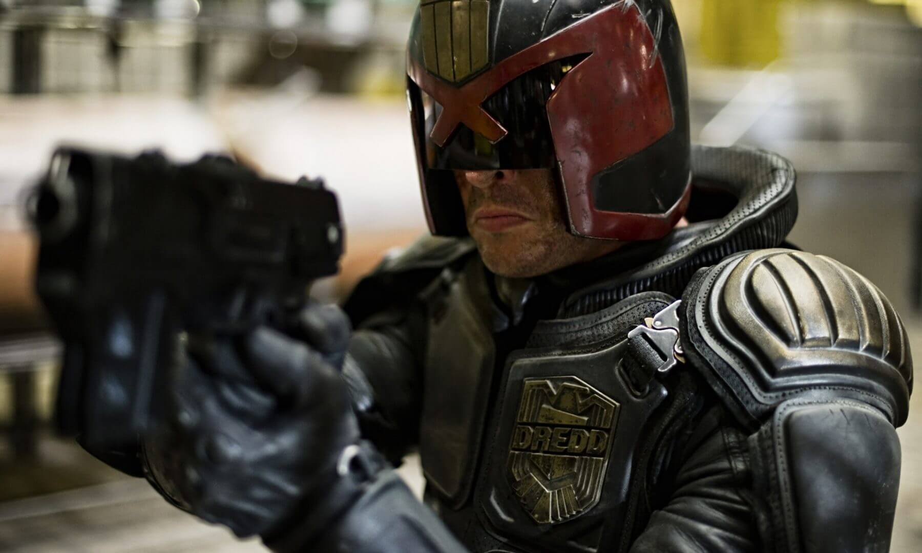 Great News for Dredd Fans: The Judge Could Be On His Way Back