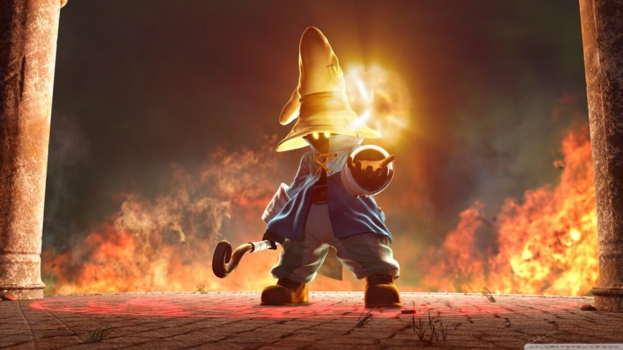 Final Fantasy 9 Coming to PC