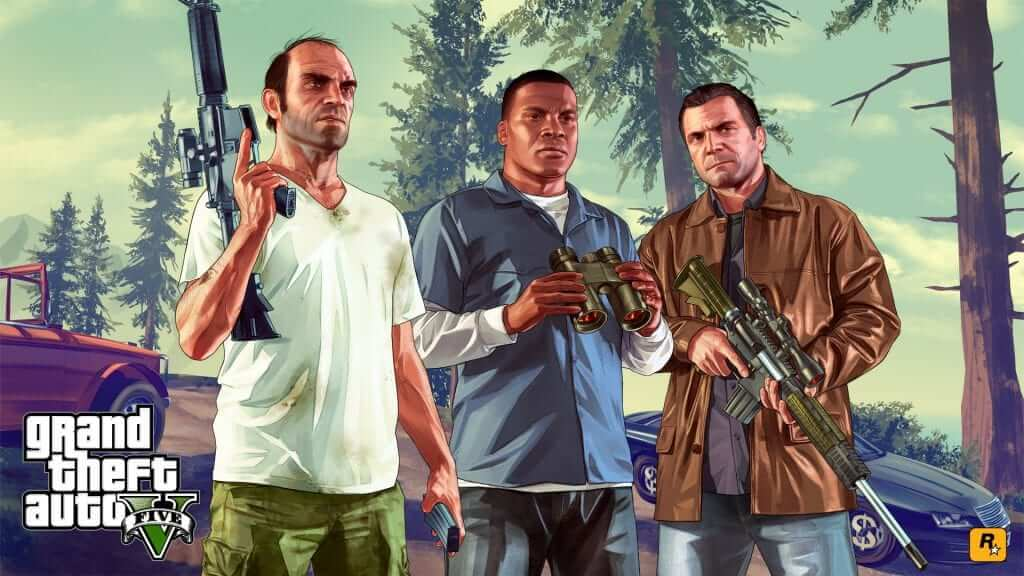 GTA V, Story DLC Incoming?