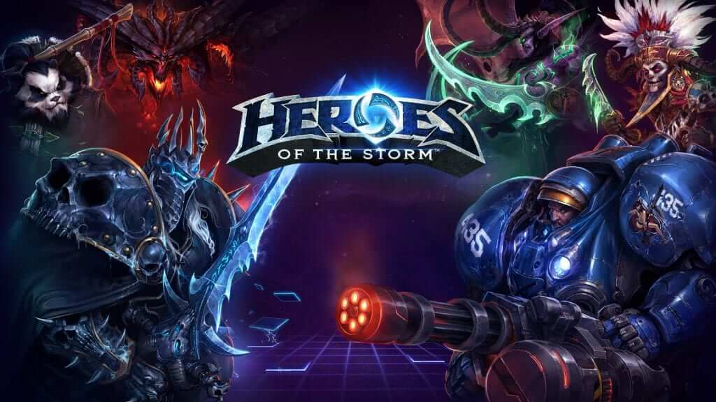 Heroes of the Storm Adding Two New Diablo Characters