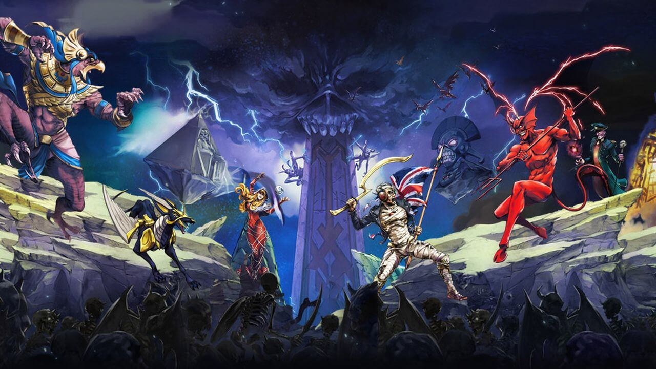 Iron Maiden RPG Coming To Mobile Platforms