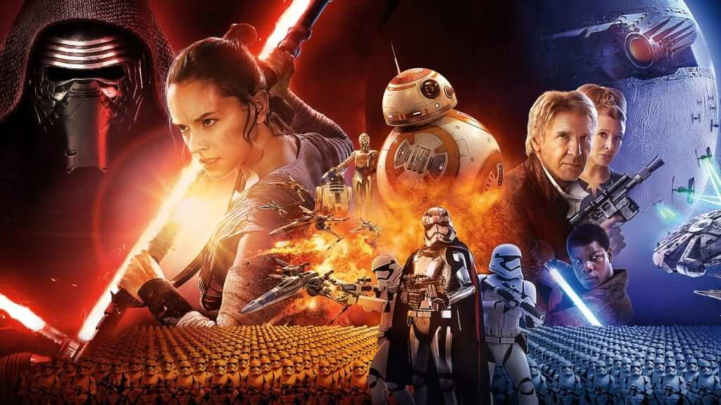 Star Wars: The Force Awakens Coming To Blu-Ray In April
