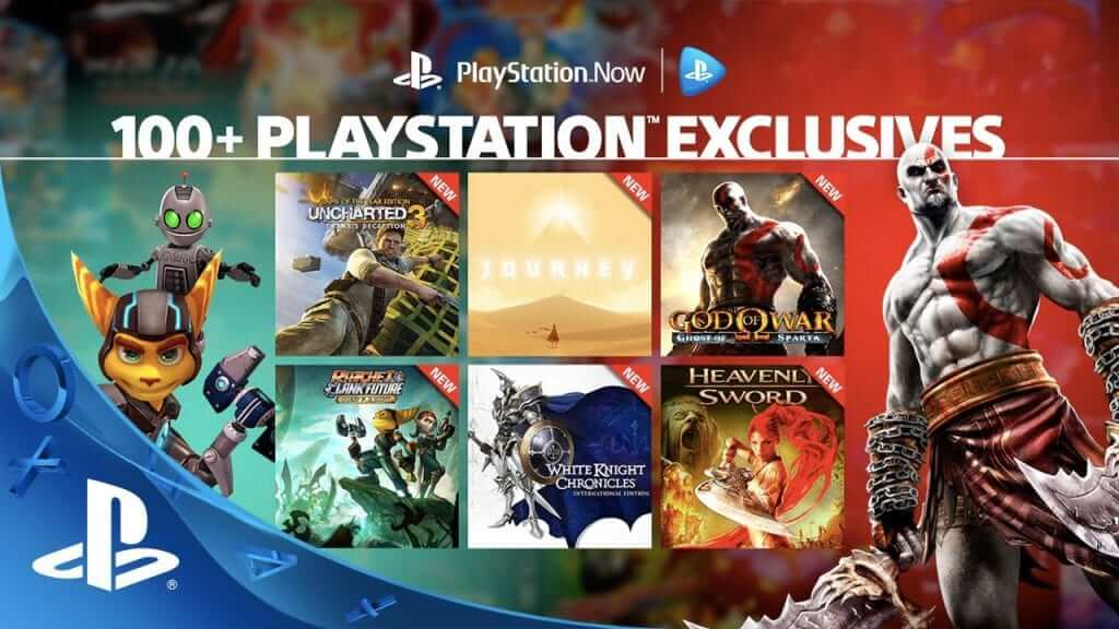 Over 40 PS3 Exclusives Come to Playstation Now
