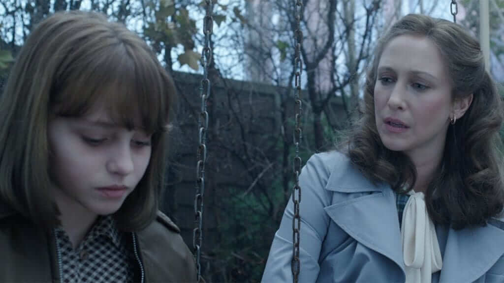 The Conjuring 2 Trailer Released